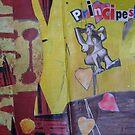PRiNCiPeSSa (libro d'artista) Fronte retro by Enzo Correnti
