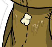 Poor Teddy Sticker