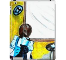 WIZARD OF OZ, INSIDE THE TWISTER iPad Case/Skin