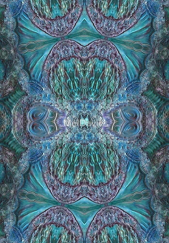Paua Dreams series - #003 by MelDavies