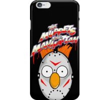 muppets beaker mashup friday the 13th iPhone Case/Skin