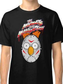 muppets beaker mashup friday the 13th Classic T-Shirt
