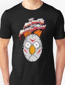 muppets beaker mashup friday the 13th Unisex T-Shirt
