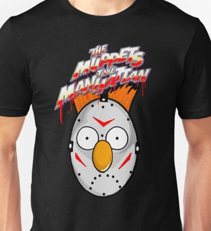 muppets beaker mashup friday the 13th Unisex T-Shirt