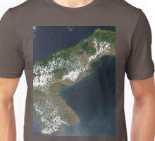 a colourful Panama landscape Unisex T-Shirt
