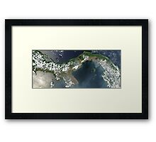 a colourful Panama