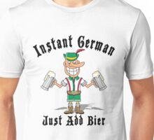 Funny German Unisex T-Shirt