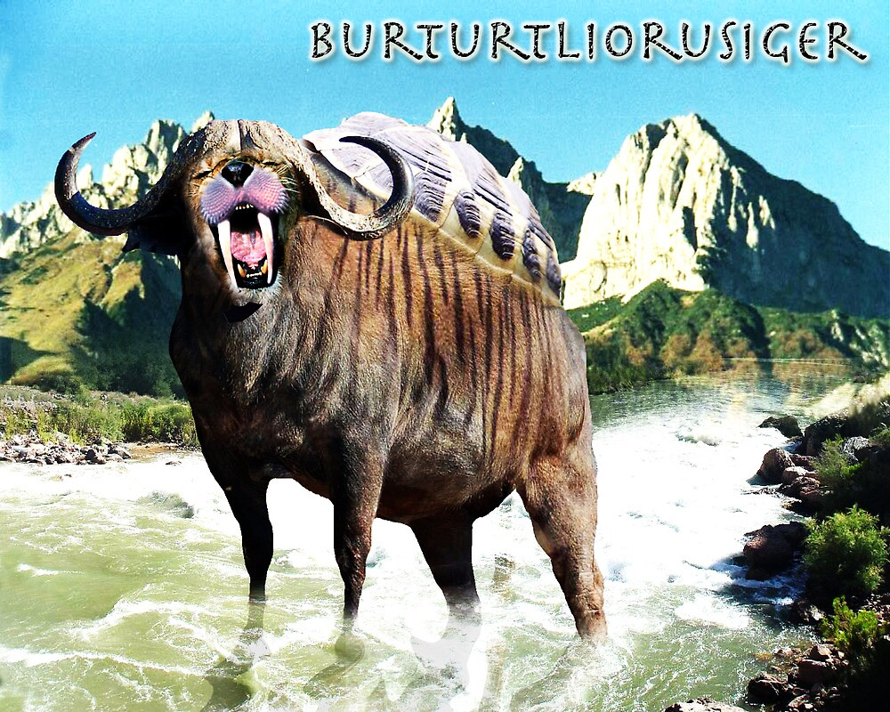 Burturtleorusiger by sstowe