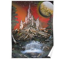 Space Kingdom Poster