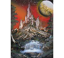 Space Kingdom Photographic Print