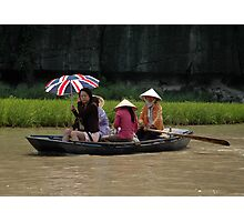 Vietnam - Around Hanoï - World's people Photographic Print