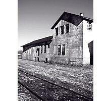 Parma Michigan Mill 2 Photographic Print