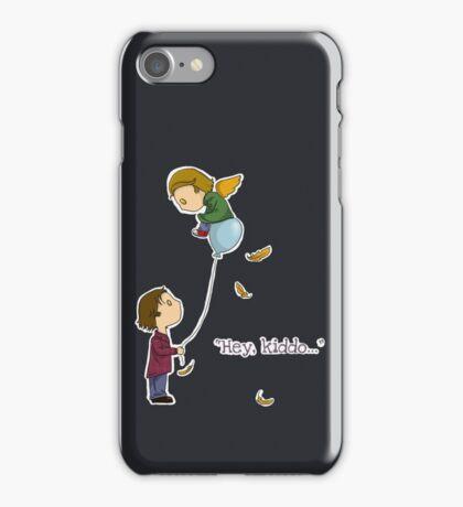 """Hey, Kiddo..."" iPhone Case/Skin"