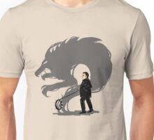 The King And His Hound Unisex T-Shirt