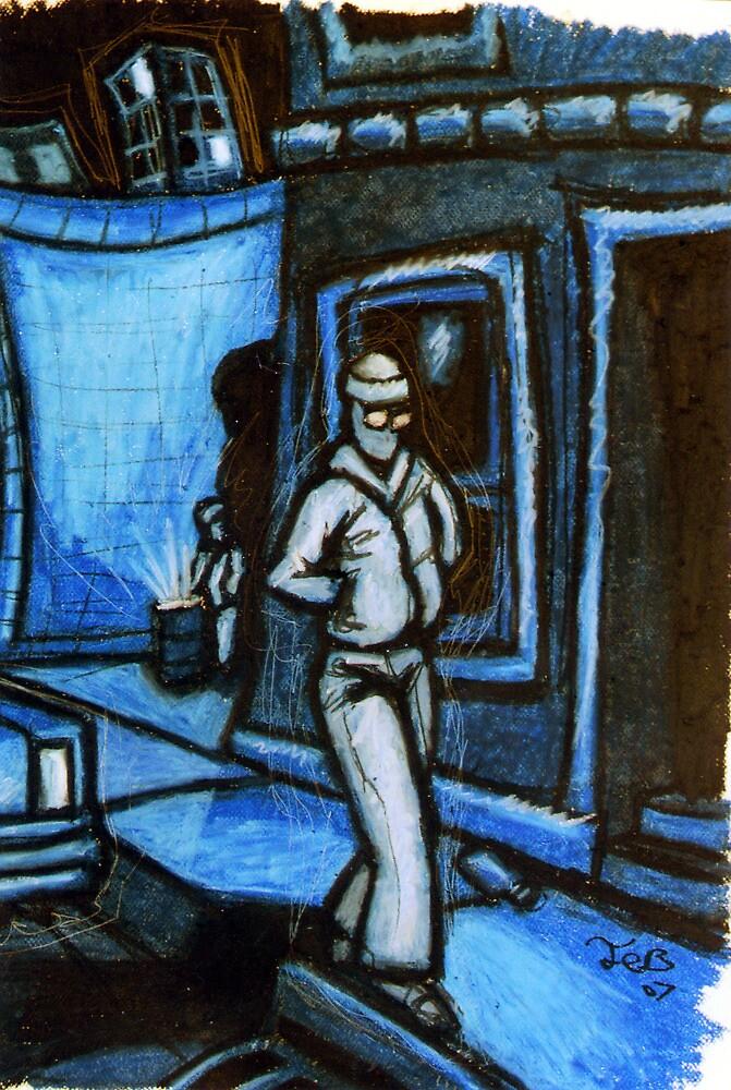 Blue Walker no.3 by jimb88