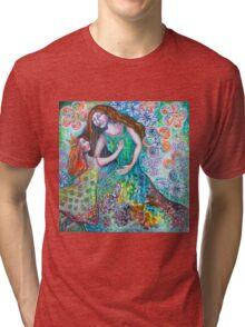 The Greeting Tri-blend T-Shirt