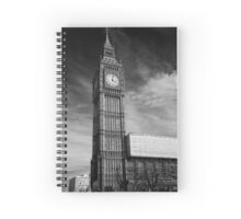 Big Ben. London, UK. Spiral Notebook