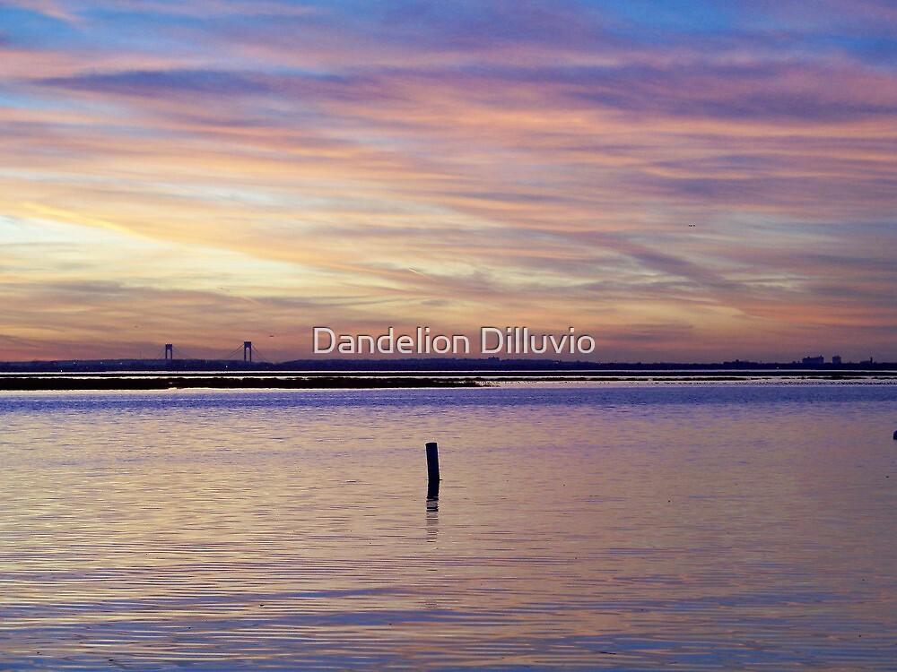 Dusk by Dandelion Dilluvio