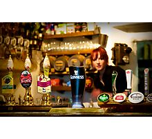 Guinness is good for you Photographic Print