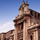 Santuario della Madonna del Carmine by Andrea Rapisarda