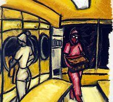 Apprehension Yellow no.1 by jimb88