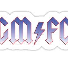 Morton ACDC Sticker