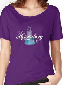 Enjoy Heisenberg Blue Women's Relaxed Fit T-Shirt