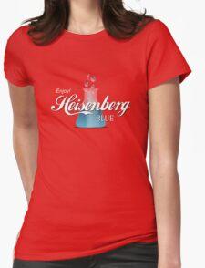 Enjoy Heisenberg Blue Womens Fitted T-Shirt