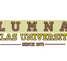 Alumnae Silas University by Sw'aa .designs