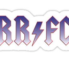 Raith ACDC Sticker