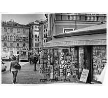 Alley Genoa 3 Poster