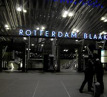 Greetings and Kisses from Rotterdam by pixel-cafe .de
