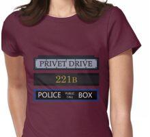 British Fandoms Unite Womens Fitted T-Shirt