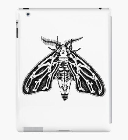 Death's-head Moth iPad Case/Skin