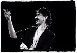 Frank Zappa by Bruce Hilliard