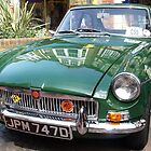 MGB(GT) by Dikkidee
