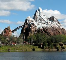 Expedition Everest by zmayer