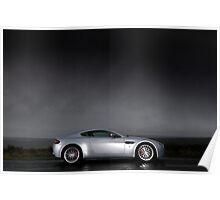 The Aston Martin V8 Vantage .... Poster
