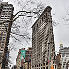 Flatiron District I by joan warburton
