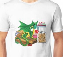 Kitchen Dragon Unisex T-Shirt
