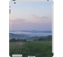 Foggy Valley iPad Case/Skin