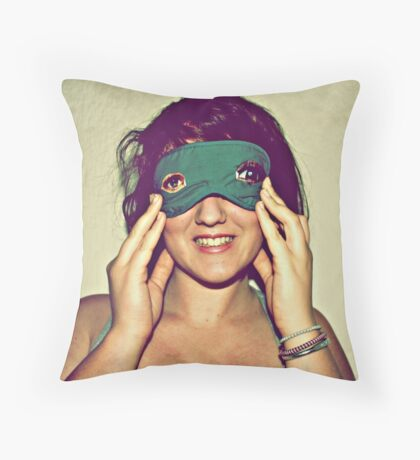 We're all the same underneath Throw Pillow