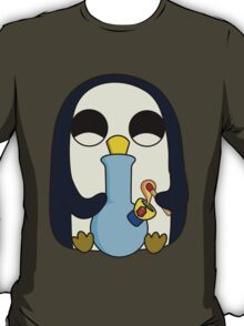 Mischievous Gunter With the Bong T-Shirt