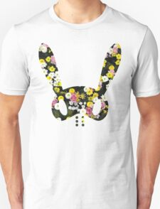 Floral BAP Bunny Unisex T-Shirt