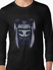 Purple Doll Long Sleeve T-Shirt
