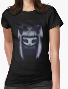 Purple Doll Womens Fitted T-Shirt