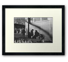 boston 1979 Framed Print