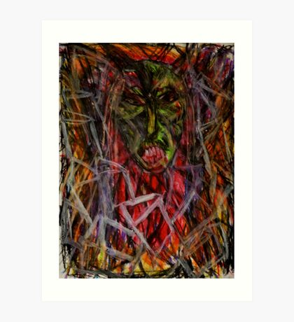 Goblin of Forms Art Print