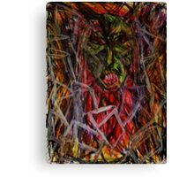 Goblin of Forms Canvas Print