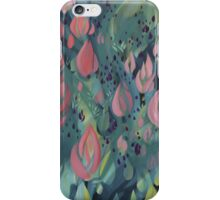 Diurnal  (the path of the sun and stars across the sky) iPhone Case/Skin